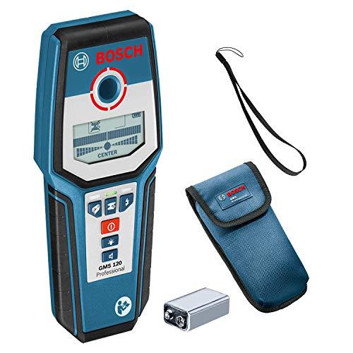Bosch Professional GMS 120 Detector de pared
