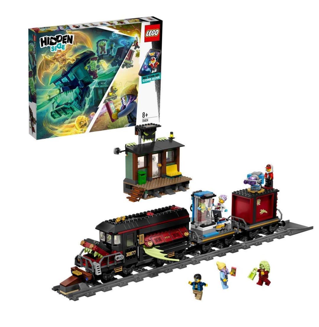 Lego hidden side expresso fantasma