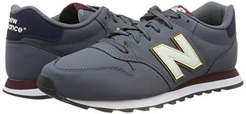 TALLA 40 - New Balance 500, Zapatillas para Hombre