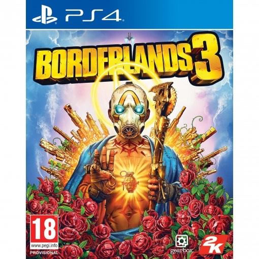 Borderlands 3 PS4 Digital