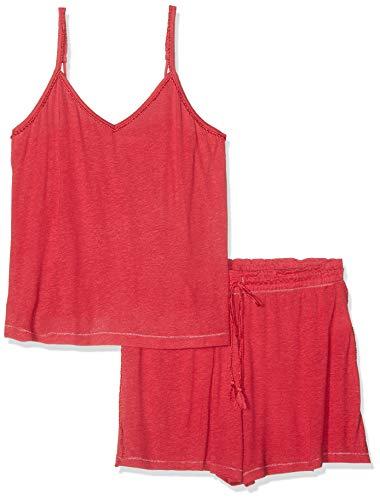 women'secret HS Starp PJ Red Conjuntos de Pijama para Mujer producto plus talla M