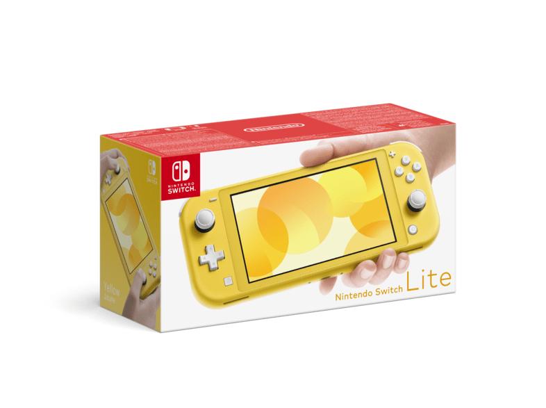 Nintendo Switch Lite + Pokémon Escudo/Espada