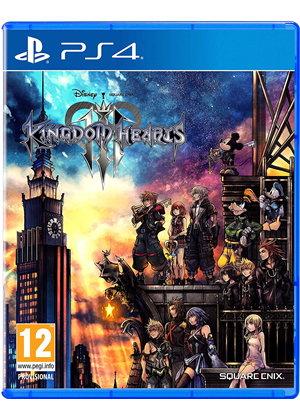 Kingdom Hearts 3 (PS4) uk en español
