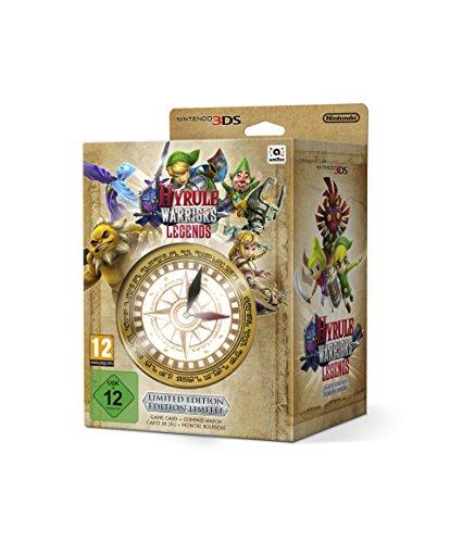 3ds Hyrule Warriors Legends - Pack Limitado, Incluye Reloj / Brújula