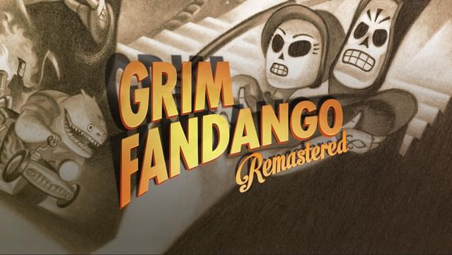 Juego clásico Grim Fandango Remasterizado en Gog.com