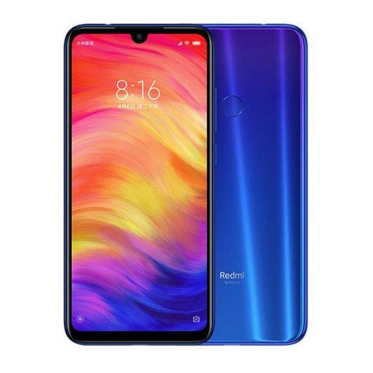 Xiaomi Redmi Note 7 3/32GB Azul Libre