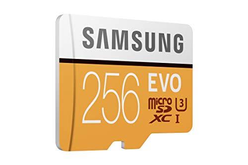 Tarjeta de memoria 256 gb Samsung a MINIMO HISTORICO