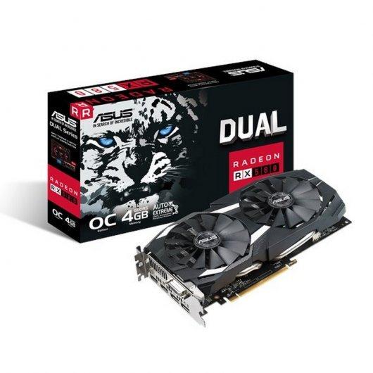 AMD AsusRadeon RX 580 (4Gb) + 3 Meses Xbox Gamepass + Juego Gratis