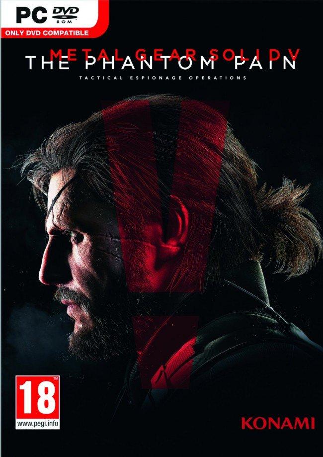 PC:  Metal Gear Solid V: The Phantom Pain (Steam)