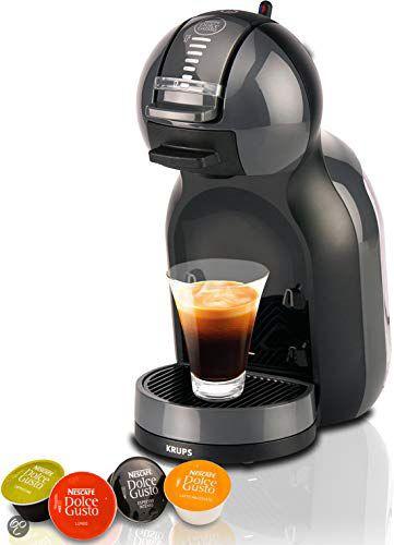 Cafetera automática Dolce Gusto y 5 cajas de cápsulas