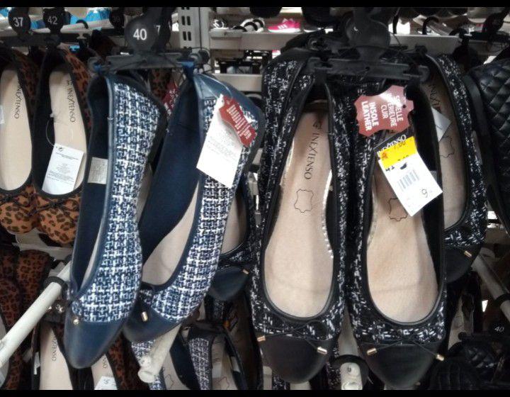 Zapatos y zapatillas a 7€