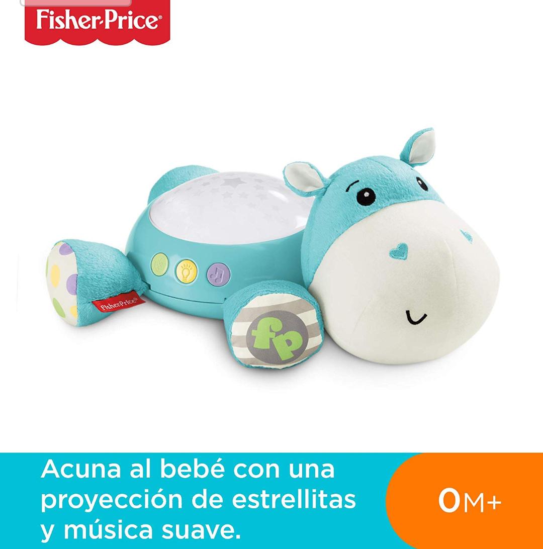 Hipopótamo de cuna (REACONDIONADO COMO NUEVO)