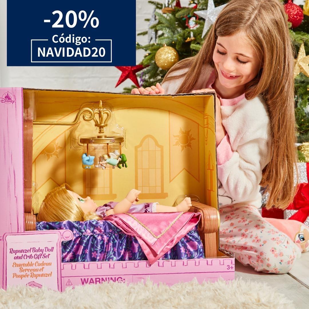 Descuento del 20% en ShopDisney (productos seleccionados)