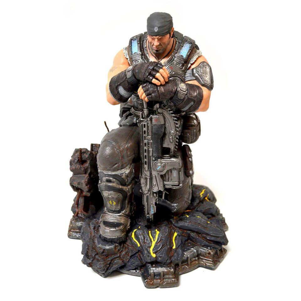 Figura Marcus Fenix - Gears of War 3 - Edición coleccionista