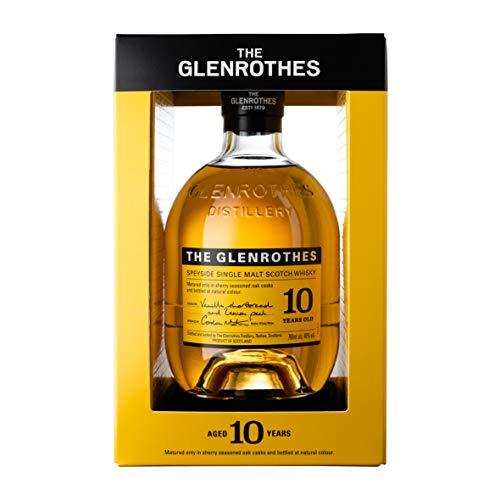 The Glenrothes - 10 años - Whisky Single Malt - 700 ml