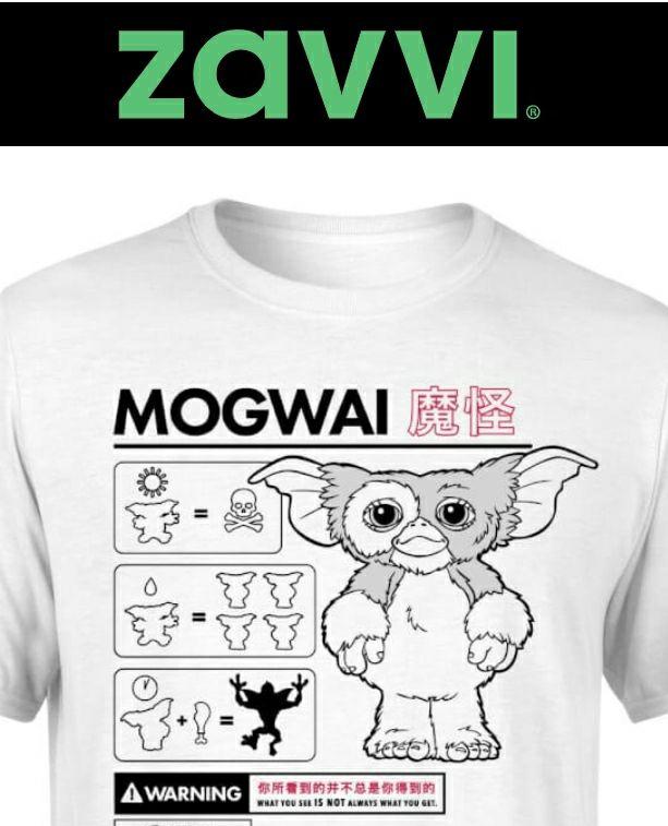 Zavvi - 2 camisetas frikis por 28€!
