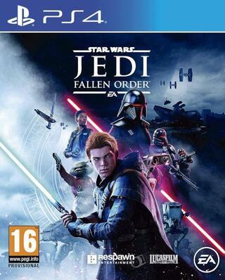 Star Wars Jedi Fallen Order físico