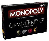 Monopoly, Juego de Tronos Edición Coleccionista (AlCampo Burgos)