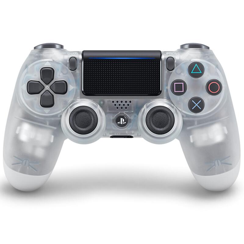 Mando Dualshock PS4 v2 - Transparente