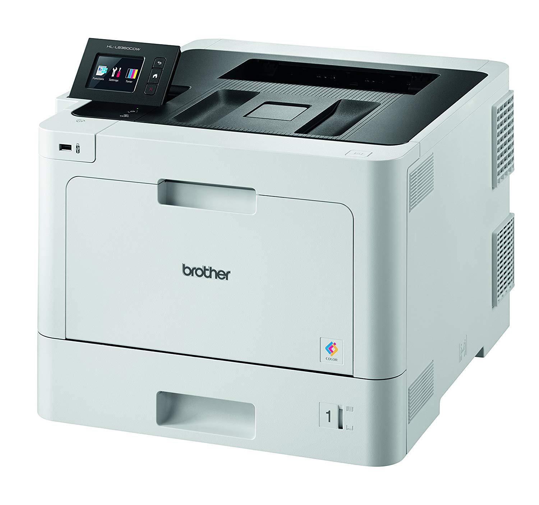 Impresora Brother láser a color solo 182€