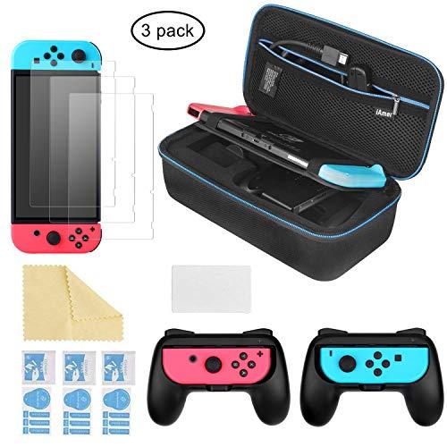 6 Accesorios para Nintendo Switch
