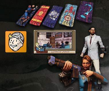 Fallout 76, Gratis el Paquete festivo (Twitch Prime)