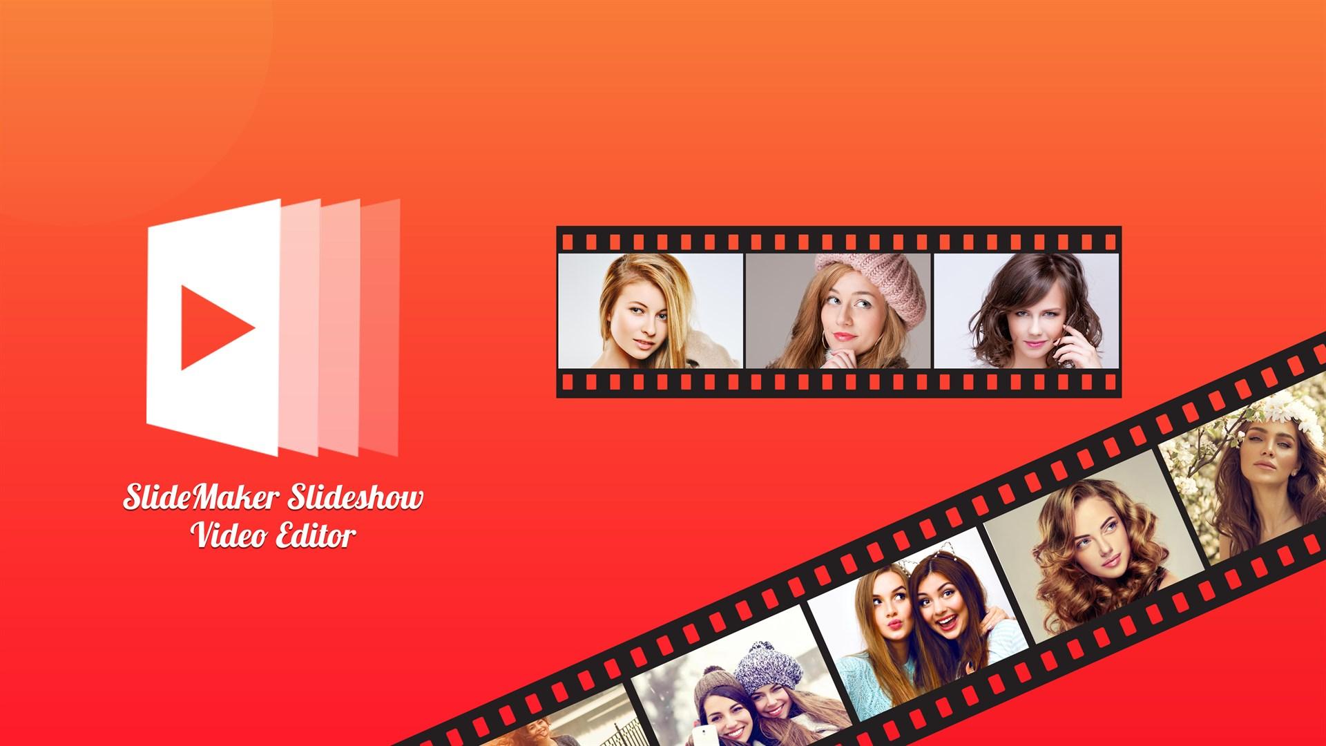 SlideMaker Slideshow Video Editor GRATIS