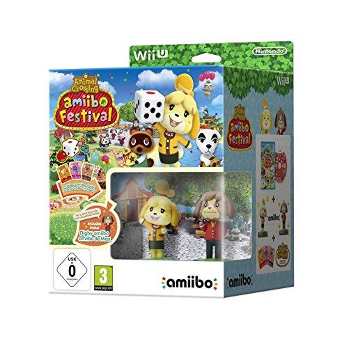 Animal Crossing: Amiibo Festival (2 Figuras + 3 Tarjetas Amiibo)