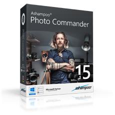 Ashampoo® Photo Commander 15 (Clave versión completa GRATIS)