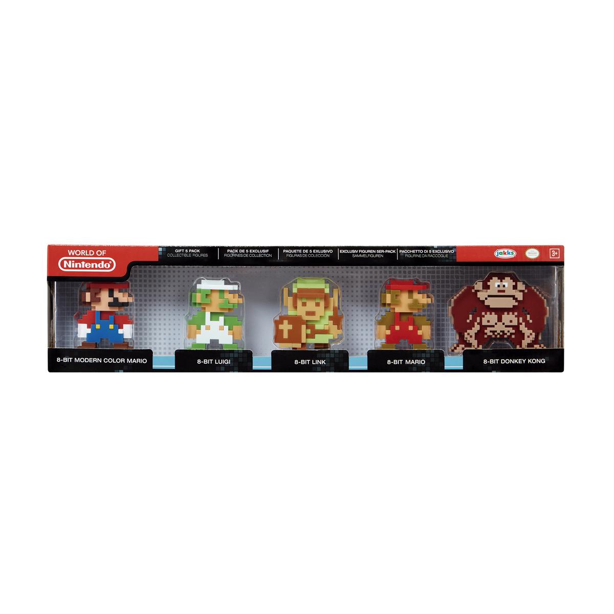 Set de figuras Super Mario