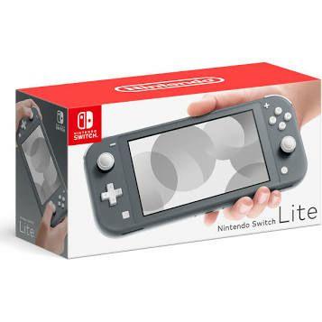 Nintendo Switch Lite + Vale de 78,84€