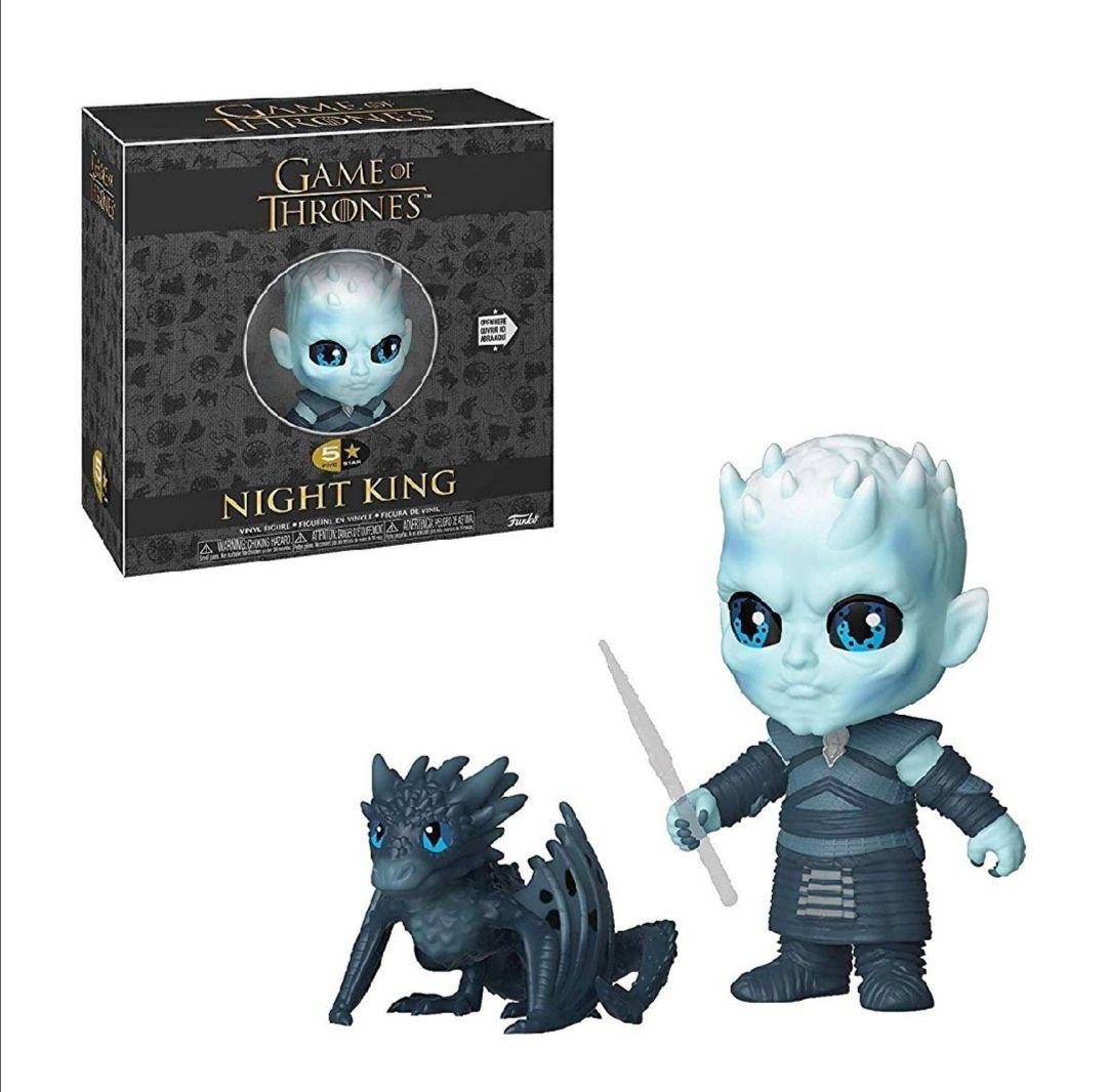 Funko Juego de Tronos S10: Night King Figura Coleccionable