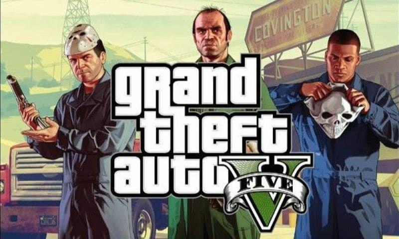 Grand Theft Auto V: Premium Online Edition (XBOX One - VPN)