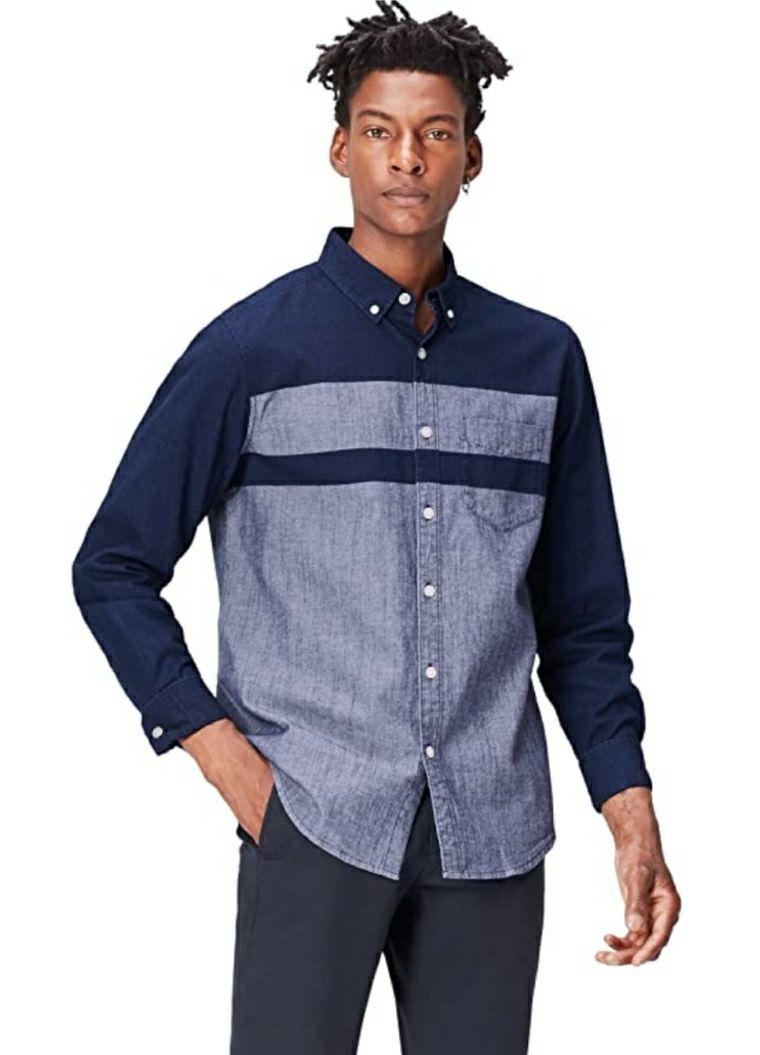 Camisa A SECAS, suave y de algodón