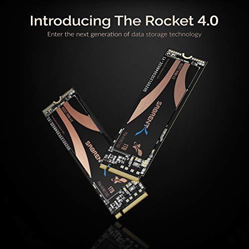 Sabrent 1TB Rocket Nvme PCIe 4.0 M.2 2280 SSD