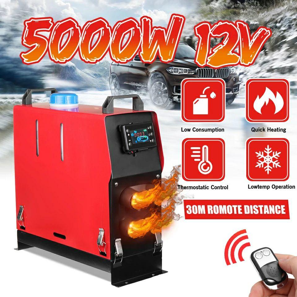 Calefacción Estacionaria Camper desde España