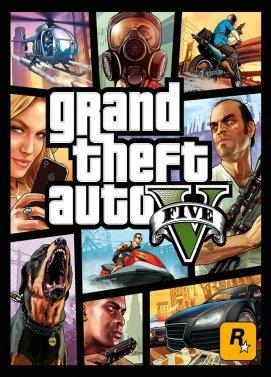 Grand Theft Auto V PC Standard Edition
