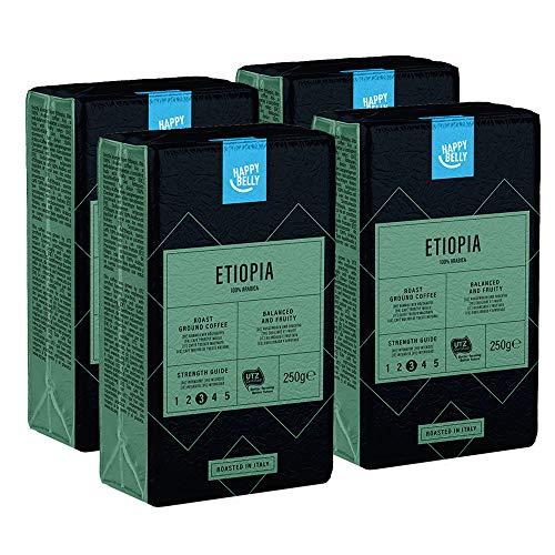 """Cafe Amazon - Happy Belly Café molido """"ETIOPIA"""""""