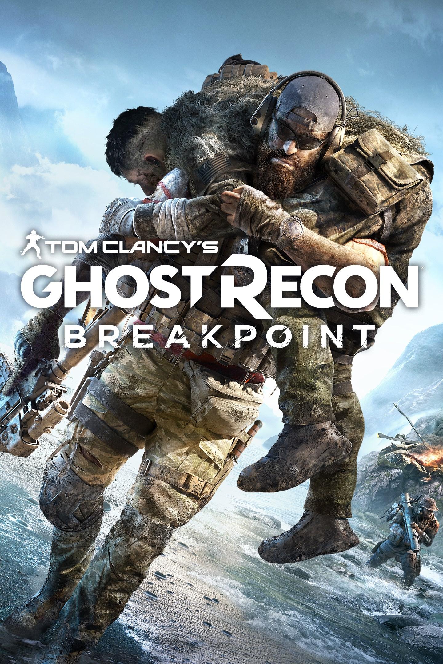 Ghost Recon Breakpoint Xbox y Ps4 a buen precio