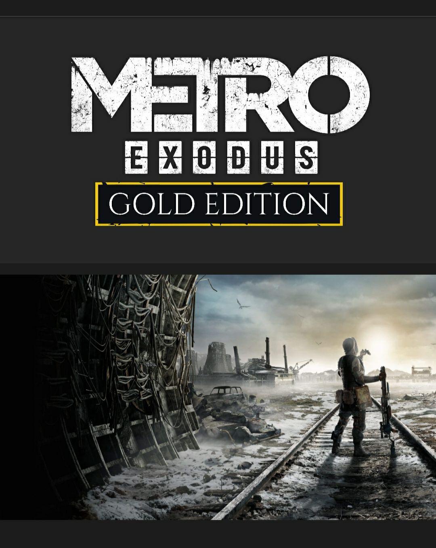 Metro Exodus Gold Edition-PC/Epic Games