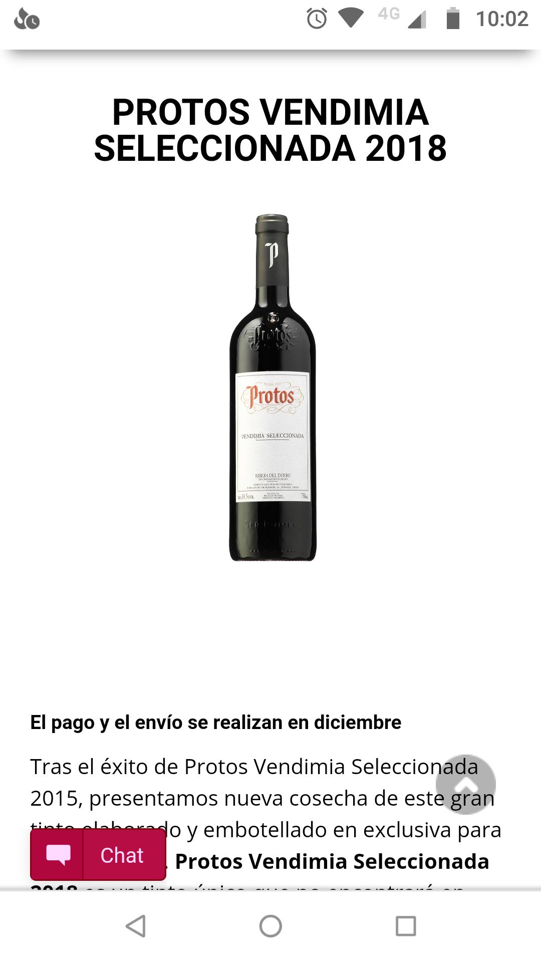 6 Botellas Rivera Protos+ Sacacorchos+portes gratis