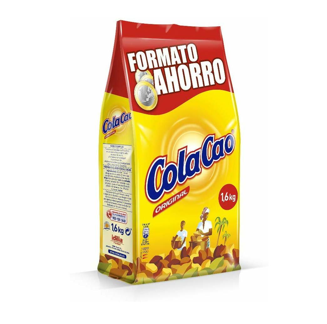 Colacao 1.6Kg. (PLUS)