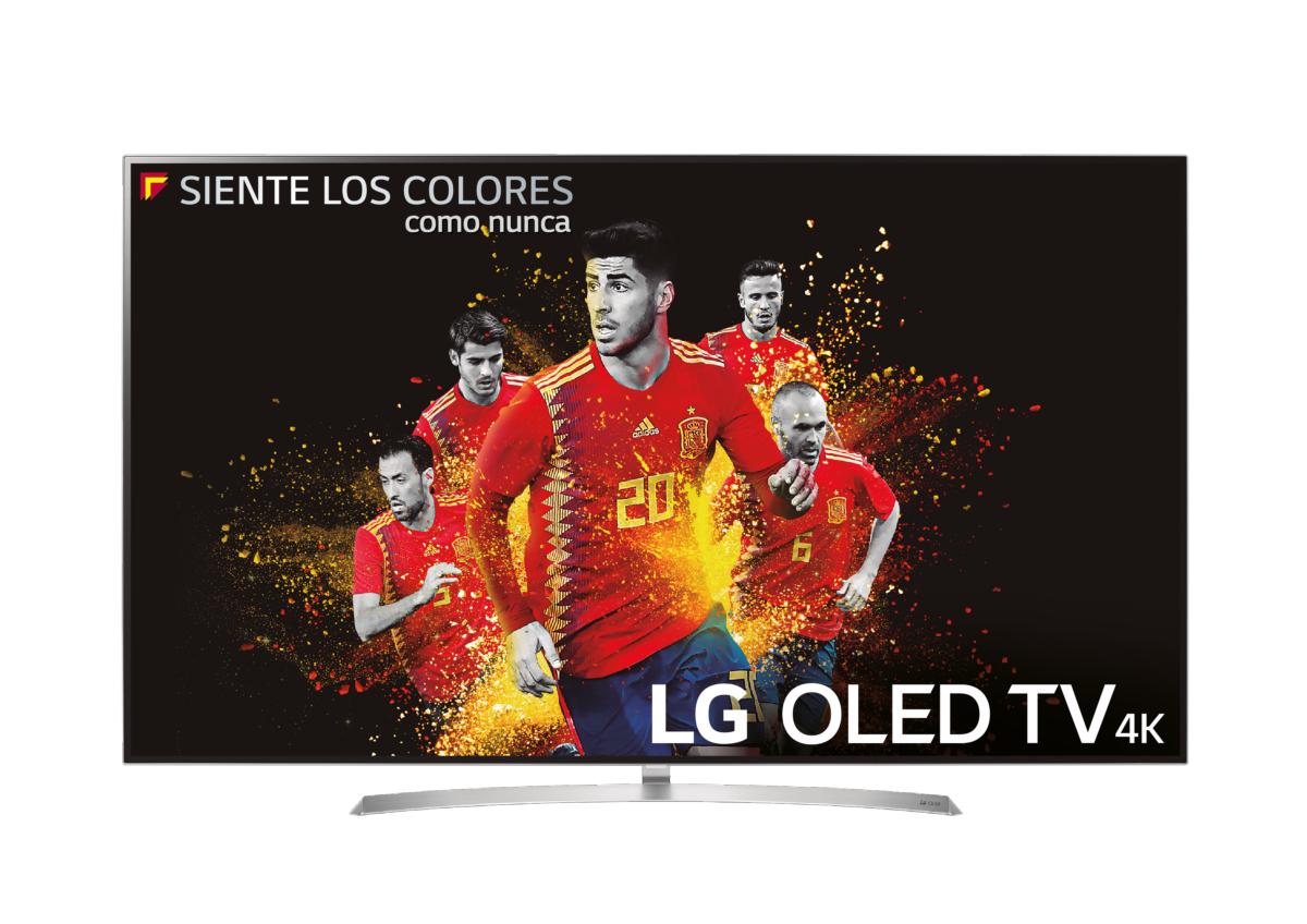 LG OLED55B7V.AEU, Ultra HD 4K, HDR Dolby Vision, Dolby ATMOS