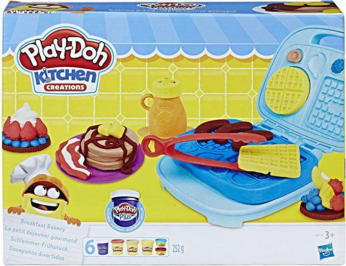 Play Doh Desayunos Divertidos