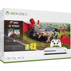 Xbone One S + LEGO Forza Horizon 4