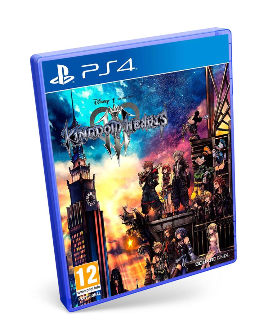 Kingdom Hearts III ps4