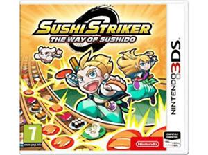 3DS Sushi Striker: The Way of Sushido por 7,90