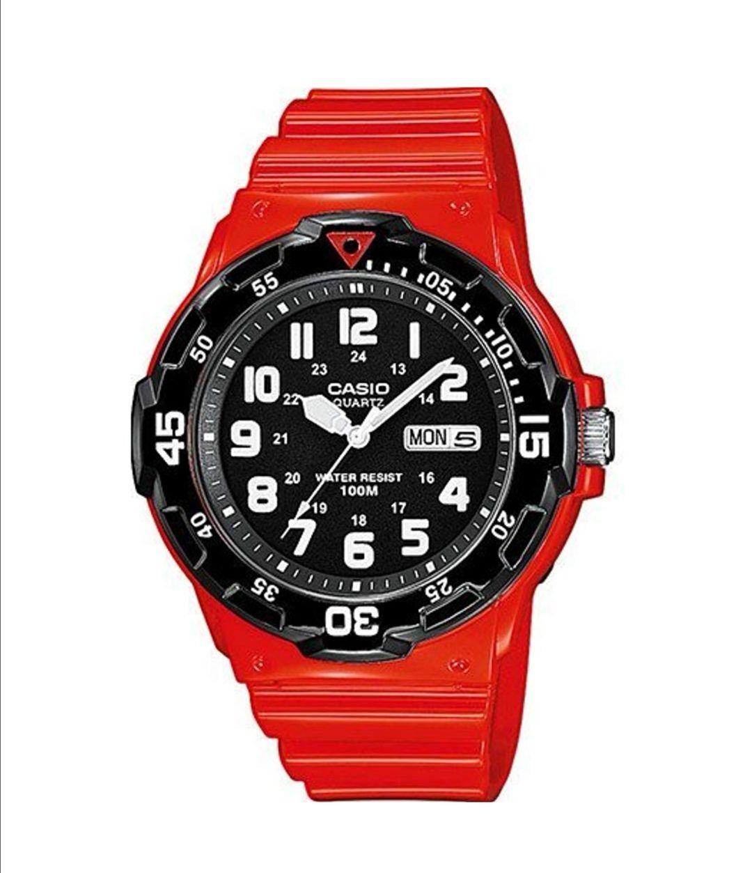 Reloj Casio Collection.