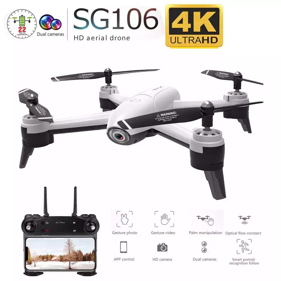 Drone 4k de Ali
