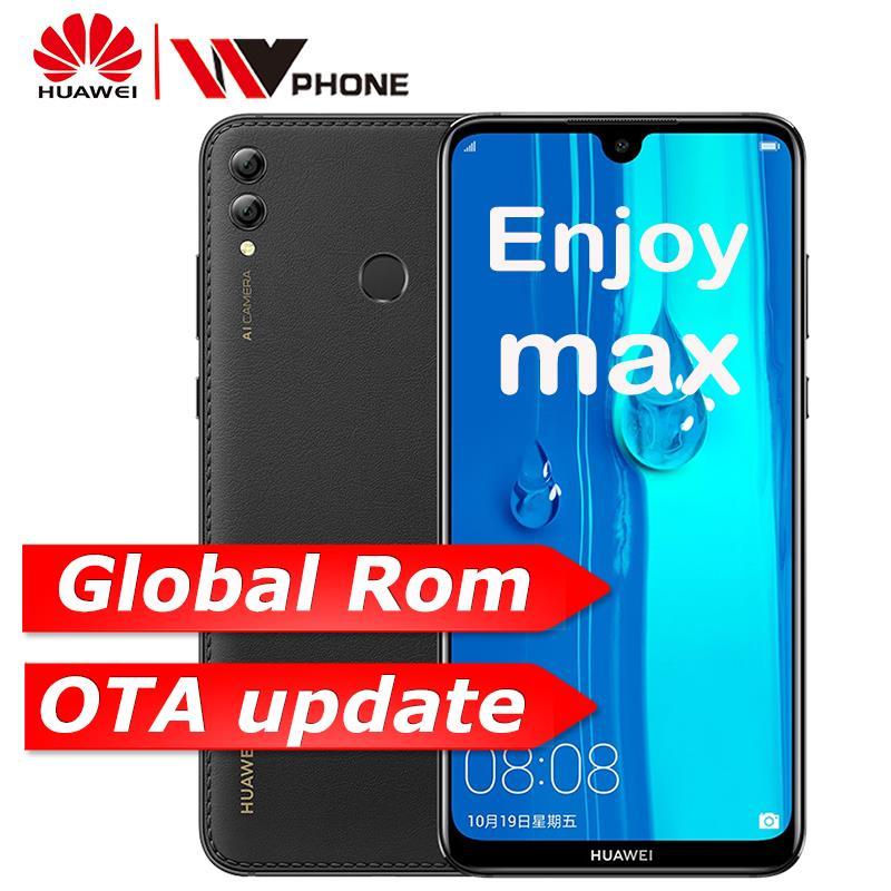 Honor 8x Max 7,1 pulgadas. Versión china con PlayStore instalada. 4 GB RAM 64 GB ROM.